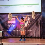 Youth Weightlifting Sports Performance