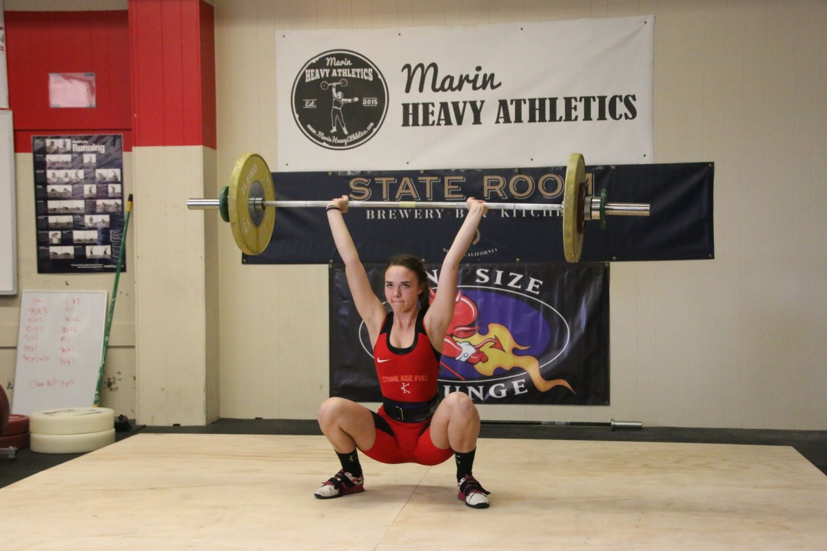 Youth and Weightlifting