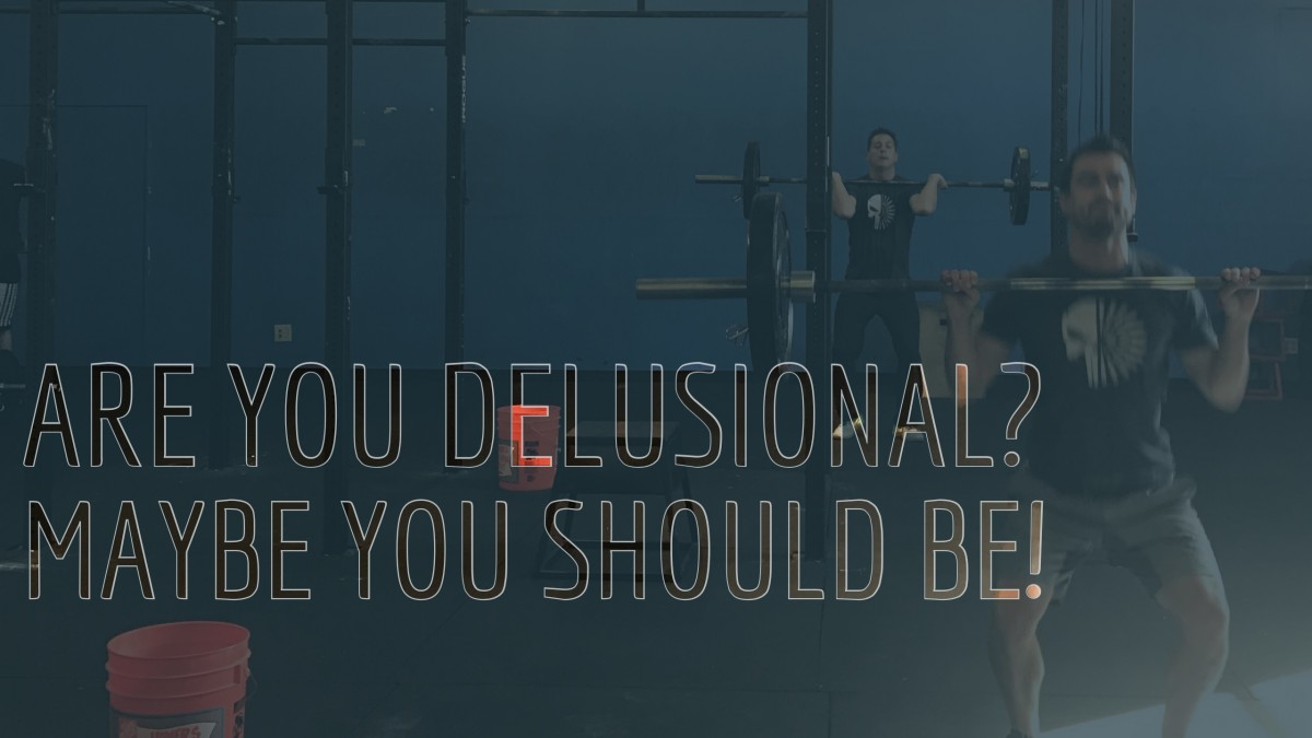 How being delusional can help you become grittier and live a better life