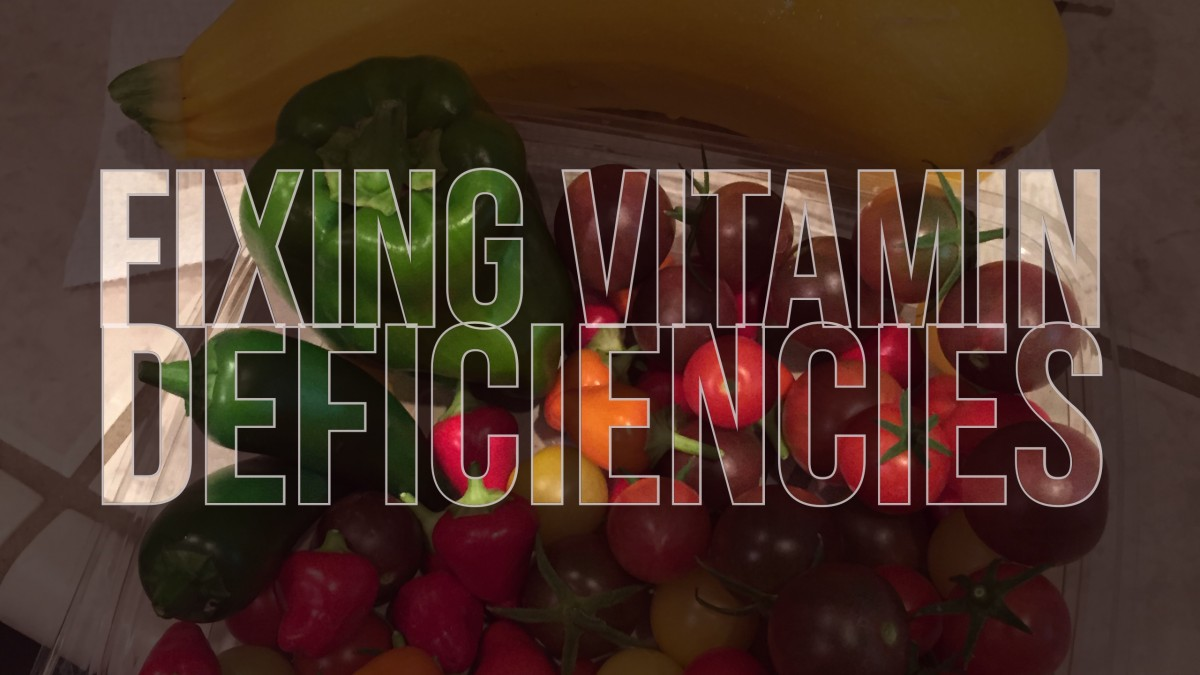 Fixing Vitamin Deficiency