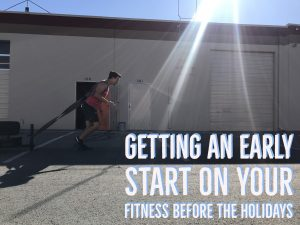 Getting your health and fitness started early