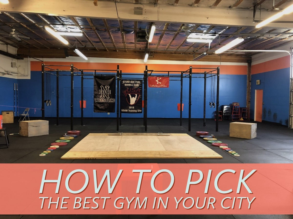 How to pick the best gym in your city