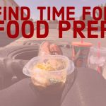5 tips for finding time for food prep