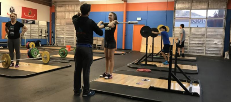 youth weightlifting Archives - Health and Fitness in Reno